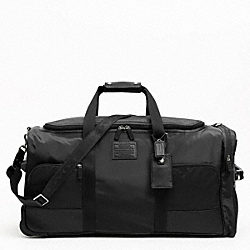VOYAGER WHEELED DUFFLE