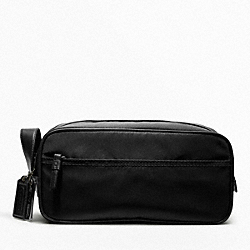 RIVINGTON NYLON TRAVEL KIT COACH F77272