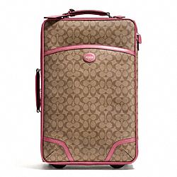 COACH PEYTON WHEEL ALONG - ONE COLOR - F77334