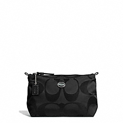 GETAWAY SIGNATURE NYLON MINI COSMETIC POUCH - f77382 - 15588