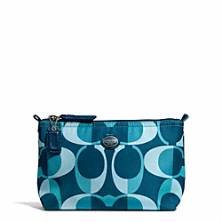 COACH GETAWAY DREAM C MINI COSMETIC POUCH - ONE COLOR - F77453
