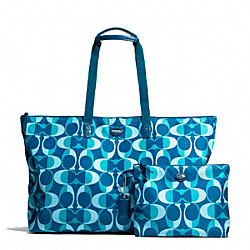 COACH GETAWAY DREAM C LARGE PACKABLE WEEKENDER - ONE COLOR - F77454
