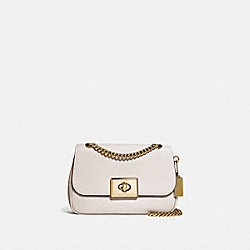 MINI CASSIDY CROSSBODY - IM/CHALK - COACH F77974IMCHK