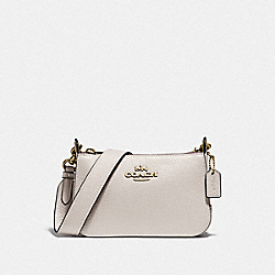JES CROSSBODY - IM/CHALK - COACH F78754IMCHK