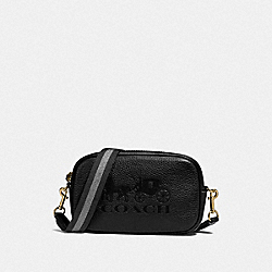 CONVERTIBLE BELT BAG - BLACK/IMITATION GOLD - COACH F79212