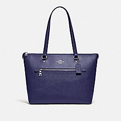GALLERY TOTE - SV/CADET - COACH F79608