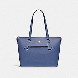 GALLERY TOTE - SV/BLUE LAVENDER - COACH F79608