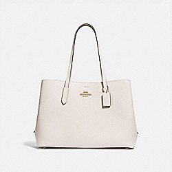 LARGE AVENUE CARRYALL - IM/CHALK BEECHWOOD - COACH F79988