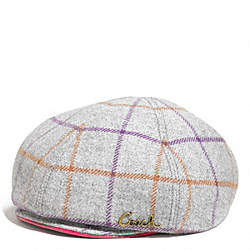 COACH LEAH WOOL CAP - ONE COLOR - F80993