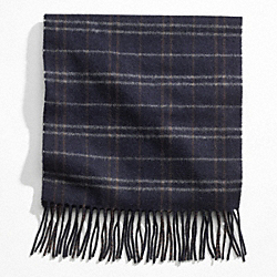 TATTERSALL CASHMERE BLEND SCARF