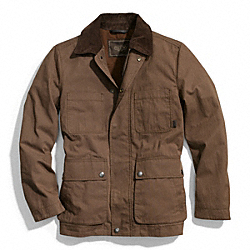 COACH UTILITY JACKET - ONE COLOR - F83285