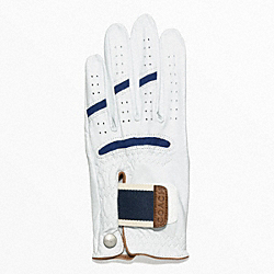 COACH LEFT HAND GOLF GLOVE - ONE COLOR - F83335