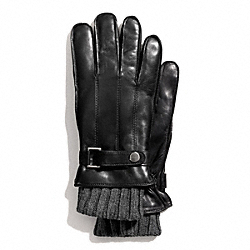COACH 3-IN-1 GLOVE - ONE COLOR - F83853