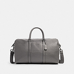 TREKKER MEDIUM CARRY-ON - QB/HEATHER GREY - COACH F83962