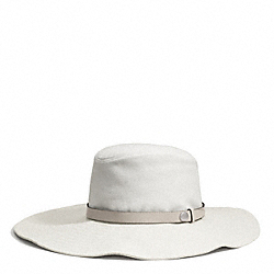 COACH COLORBLOCK FLOPPY HAT - ONE COLOR - F84249