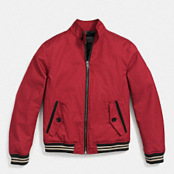 COACH BARRACUDA JACKET - RED - F85571