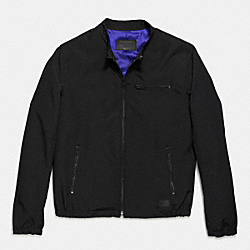COACH RACER JACKET - BLACK - F85572