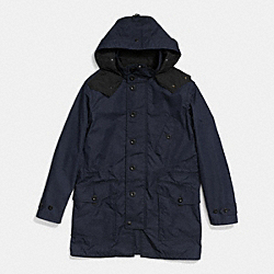 THOMPSON PARKA - NAVY - COACH F85645