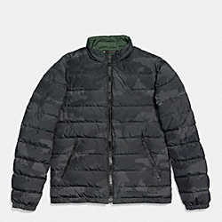 COACH PACKABLE DOWN JACKET - EN1 - F85837