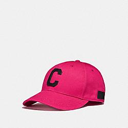VARSITY C CAP - CARDINAL - COACH F86147