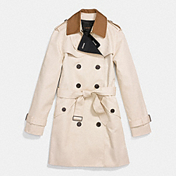 COMBO TRENCH - f86425 - PORCELAIN MULTI