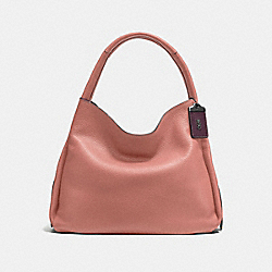 BANDIT HOBO 39 - MELON/BLACK COPPER - COACH F86760