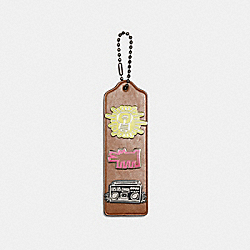 KEITH HARING PIN SET - MULTI - COACH F87558