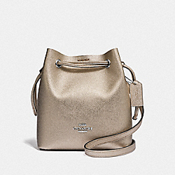 LENA CROSSBODY - SV/PLATINUM - COACH F87817