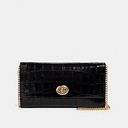 BOWERY CROSSBODY - IM/BLACK - COACH F87853