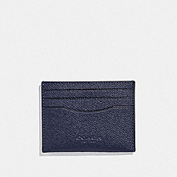SLIM CARD CASE - CADET - COACH F89709