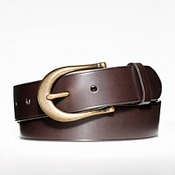 COACH BLEECKER JEANS BELT - ONE COLOR - F90236