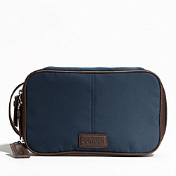 VARICK NYLON TRAVEL KIT