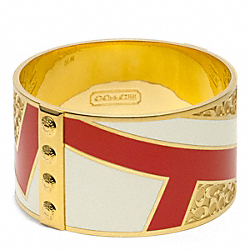 COACH DECO BANGLE - GDAQC - F96260