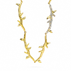 VINE LINK NECKLACE - f96533 - 13611