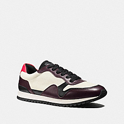 COACH CARTER RUNNER - CHALK - FG1277
