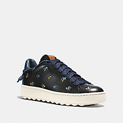 C101 LOW TOP SNEAKER - BLACK - COACH FG1366