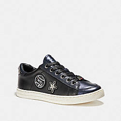 PORTER LACE UP - BLACK - COACH FG1457