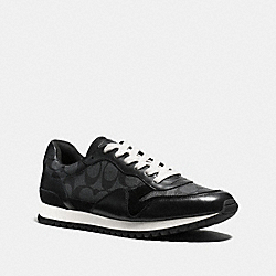 CARTER RUNNER - BLACK - COACH FG1738