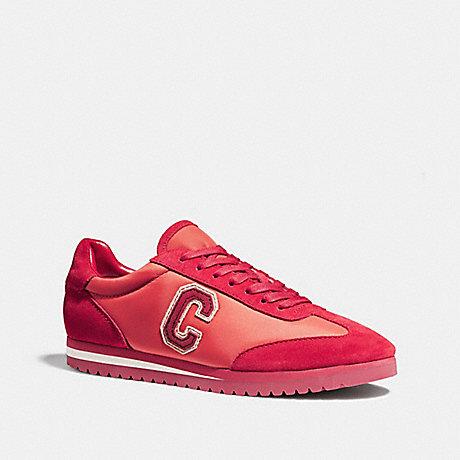 COACH fg1756 IAN RED/CARMINE