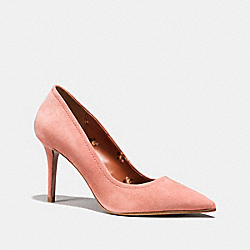 WAVERLY PUMP - MELON - COACH FG1808