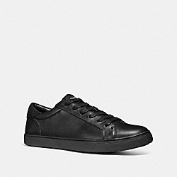 C126 LOW TOP SNEAKER - BLACK - COACH FG1947