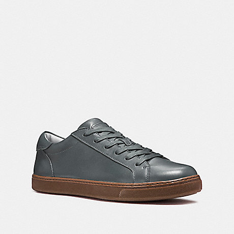 COACH C126 LOW TOP SNEAKER - GRAPHITE - fg1947