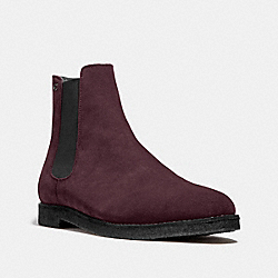 CHELSEA BOOT - OXBLOOD - COACH FG2379