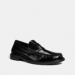 LOAFER - BLACK - COACH FG2385