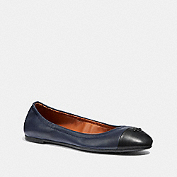 BONNIE BALLET - MIDNIGHT NAVY/BLACK - COACH FG2542