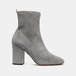 GIANA STRETCH BOOTIE - HEATHER GREY - COACH FG2826
