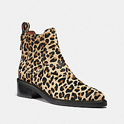 BOWERY CHELSEA BOOTIE - NATURAL - COACH FG2898