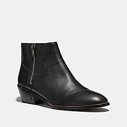 DANI BOOTIE - BLACK - COACH FG2913