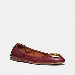 BAILEY BALLET - WINE - COACH FG2944