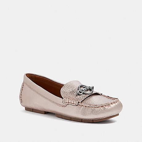 COACH MARGOT LOAFER - CHAMPAGNE - FG2955